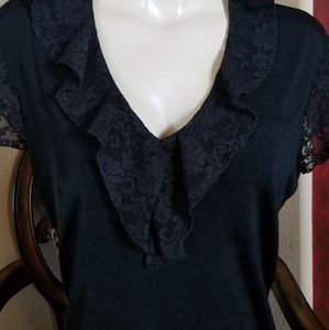 Lace Woman's Top